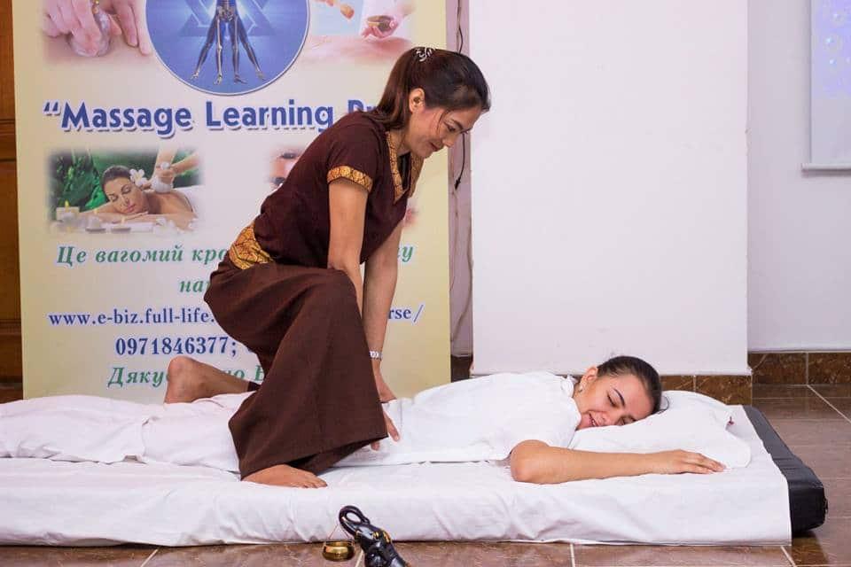 Як стати затребуваним та успішним масажистом з нуля
