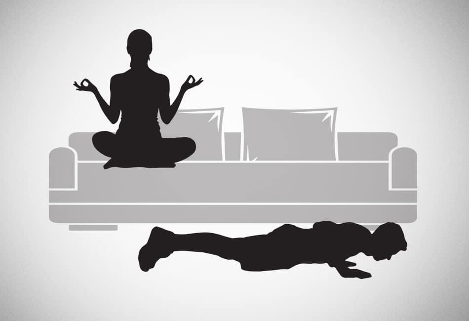 Карантин не означає сидіти, або лежати….