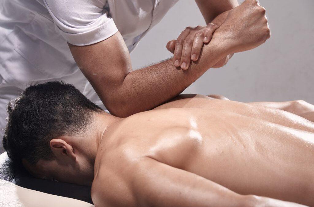 Вплив масажу на м'язеву систему